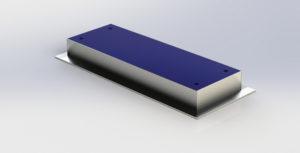 MSI Simple Plate Magnet